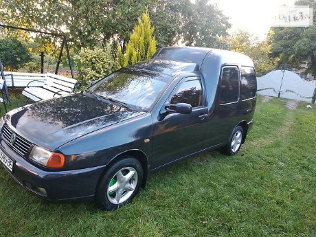 Volkswagen Caddy груз. 1997