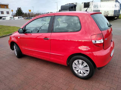 Volkswagen Fox 2009