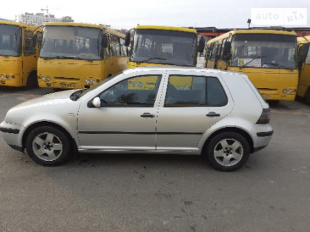 Volkswagen Golf IV