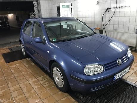 Volkswagen Golf IV 2002