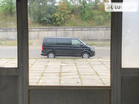 Volkswagen Multivan 2012