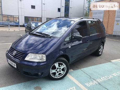 Volkswagen Sharan 2000