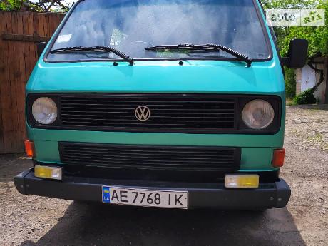 Volkswagen T3 (Transporter) груз-пасс. 1981