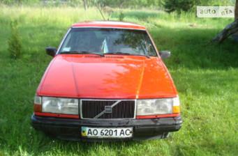 Volvo 740  1992