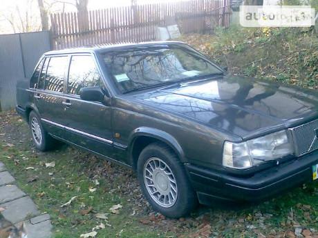 Volvo 960 1992