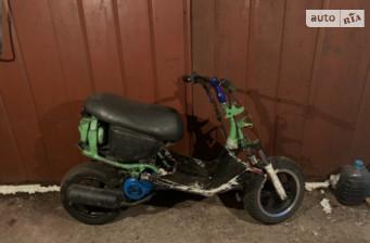 Yamaha BWS 2000