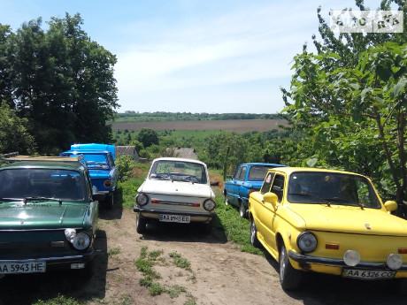 ЗАЗ 968М 1992