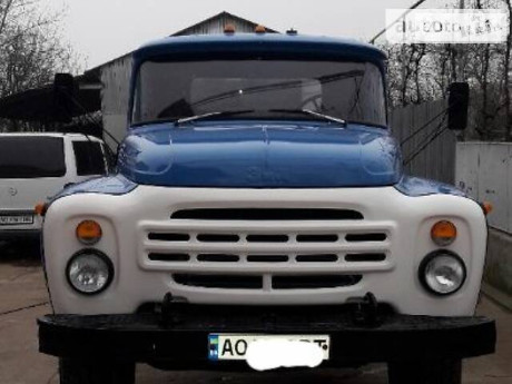 ЗИЛ 130 1990
