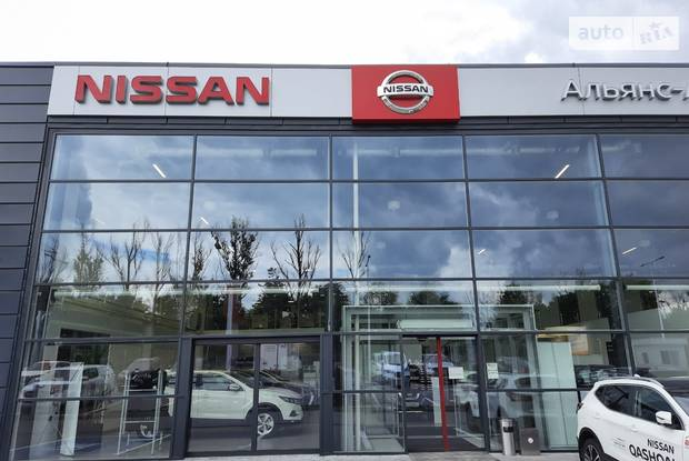 Альянс-А Nissan