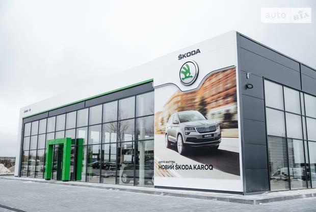 Альянс-ІФ Skoda