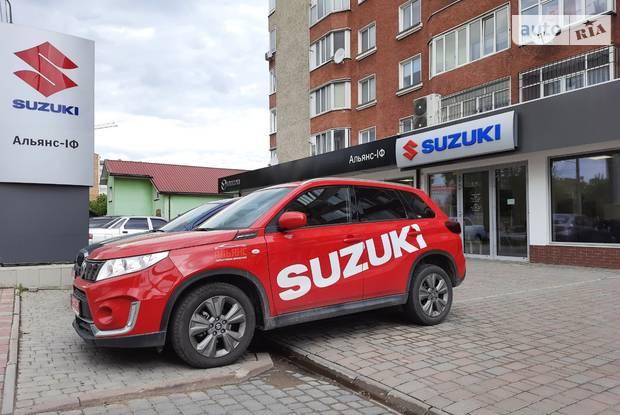 Альянс-ІФ Suzuki