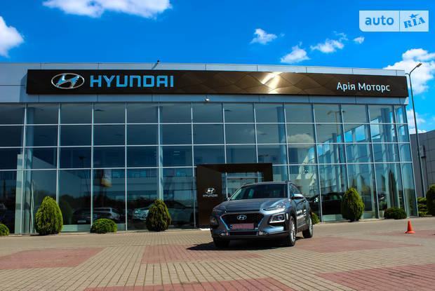 Арія Моторс – офіційний дилер Hyundai