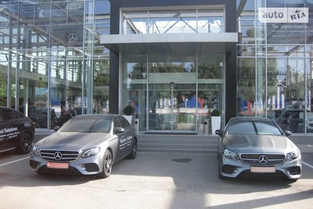 Днепропетровск-Авто Mercedes-Benz
