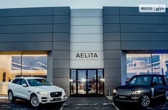 "Jaguar Land Rover Днепр ""Аэлита Премиум"""