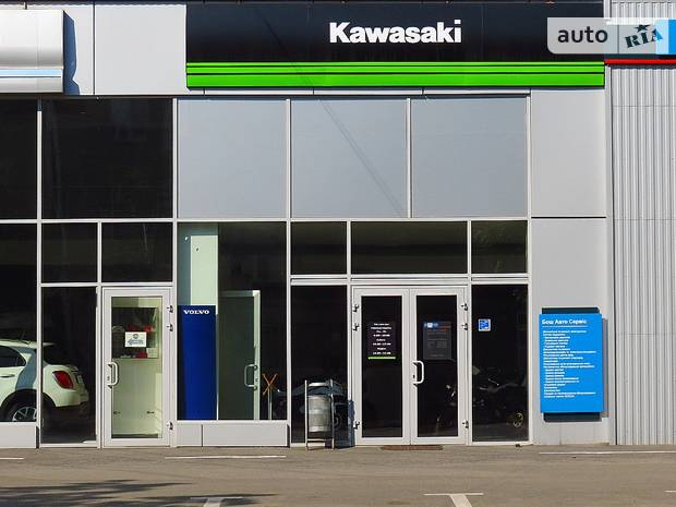 Kawasaki Харьков