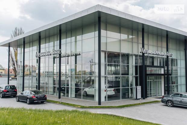 Хмельниччина-Авто Mercedes-Benz