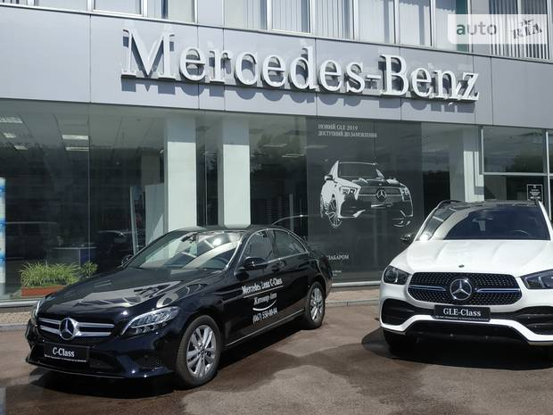 Mercedes-Benz Житомир