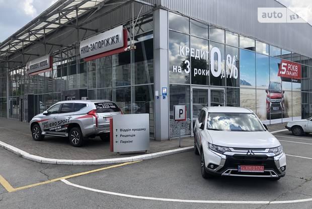 НИКО-Запорожье Mitsubishi