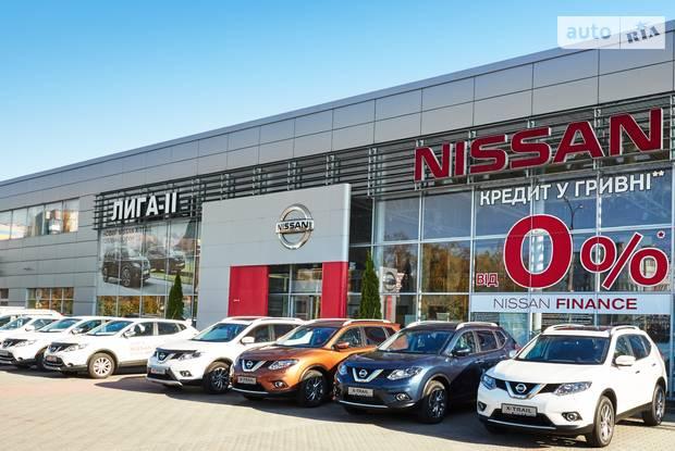 Nissan Лига-II