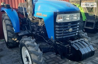 Первый тракторный салон
