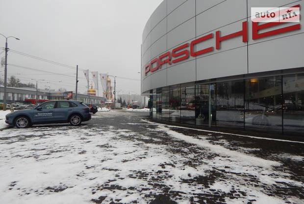 Порше Центр Харків