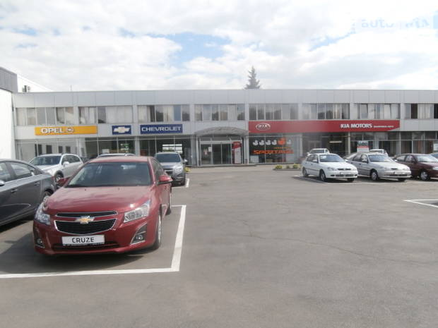 ПрАТ  Вінниччина-Авто