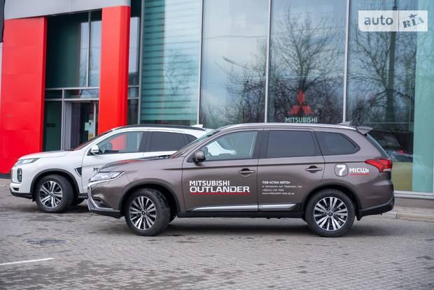 «СТАН АВТО» офіційний дилер Mitsubishi Motors