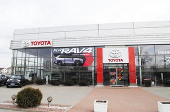 "Тойота Центр Хмельницкий ""Гранд Мотор"""