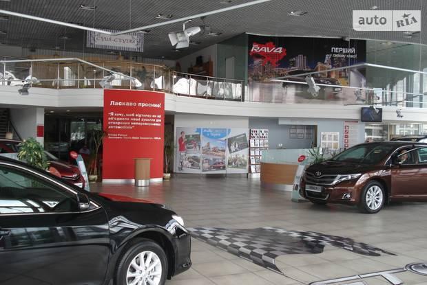 Тойота Центр Хмельницкий Гранд Мотор