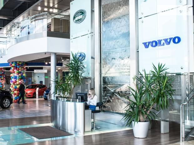 Віннер Автомотів Volvo