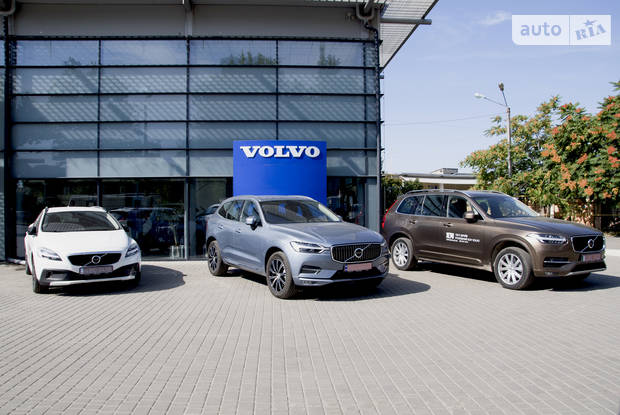 """Volvo """"Виннер-Одесса"""""""