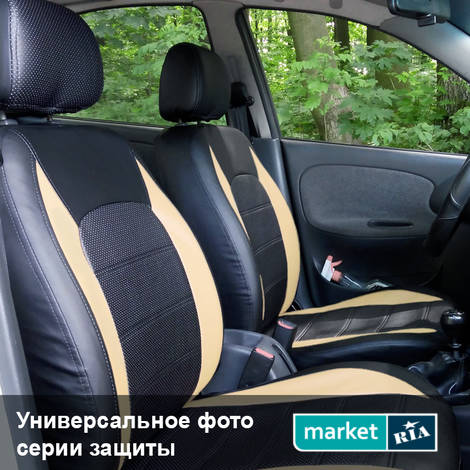 Чехлы на сиденья AVto-AMbition Arigon X (Экокожа): фото - MARKET.RIA