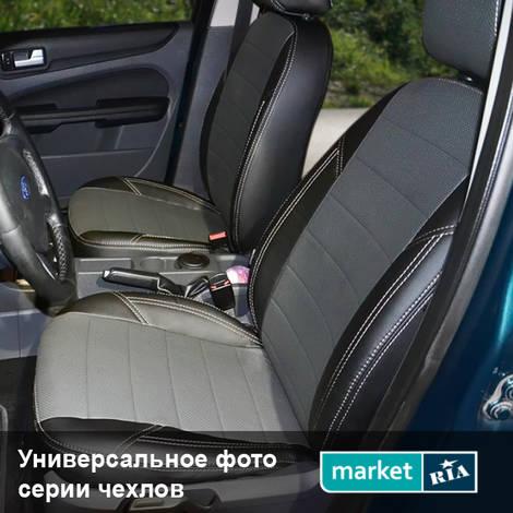 Чехлы на сиденья AVTOMANIA X-LINE (Экокожа): фото - MARKET.RIA