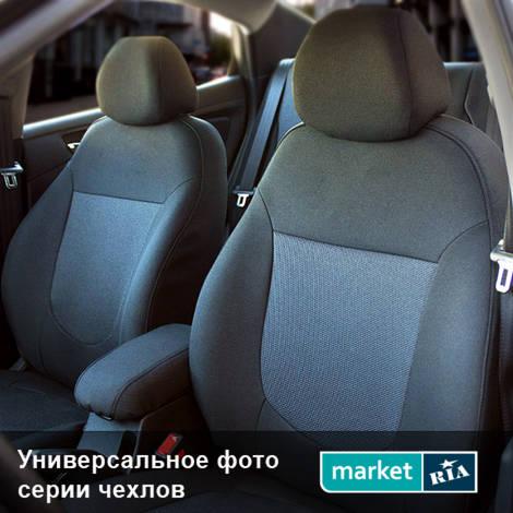 Чехлы на сиденья EMC-Elegant Classic EUR (Автоткань): фото - MARKET.RIA
