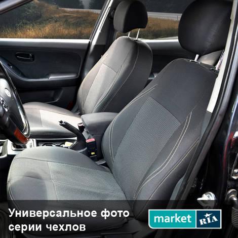Чехлы на сиденья Союз-Авто Elite (Автоткань): фото - MARKET.RIA