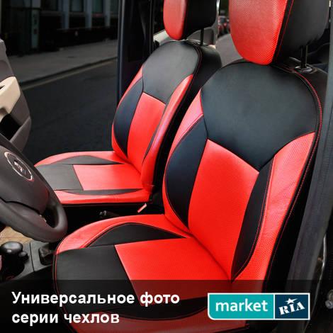 Чехлы на сиденья Союз-Авто Elite (Экокожа): фото - MARKET.RIA