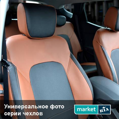 Чехлы на сиденья Союз-Авто Elite-Sport (Экокожа): фото - MARKET.RIA