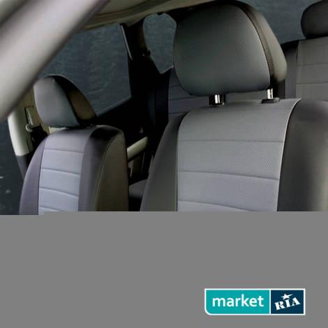 Чехлы на сиденья Союз-Авто Pilot (Экокожа): фото - MARKET.RIA
