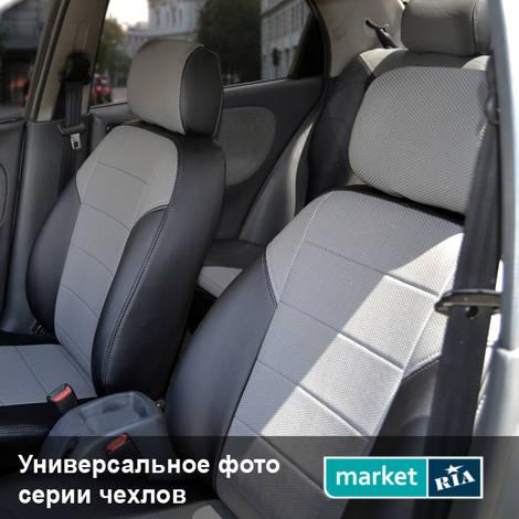Чехлы на сиденья Союз-Авто Pilot-Sport (Экокожа): фото - MARKET.RIA