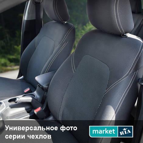 Чехлы на сиденья Союз-Авто Sport (Автоткань): фото - MARKET.RIA