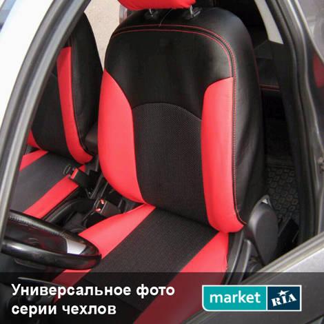 Чехлы на сиденья Союз-Авто Sport (Экокожа): фото - MARKET.RIA