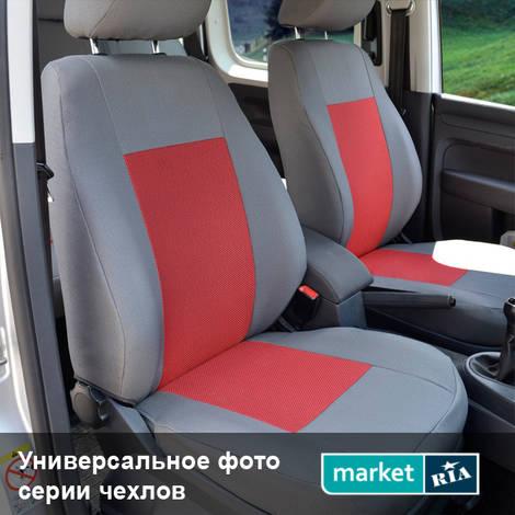 Чехлы на сиденья Союз-Авто Standart (Автоткань): фото - MARKET.RIA