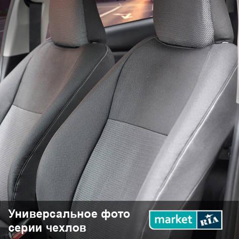 Чехлы на сиденья Virtus Classic (Автоткань): фото - MARKET.RIA
