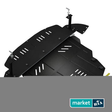 Защита двигателя Кольчуга Standart: фото - MARKET.RIA
