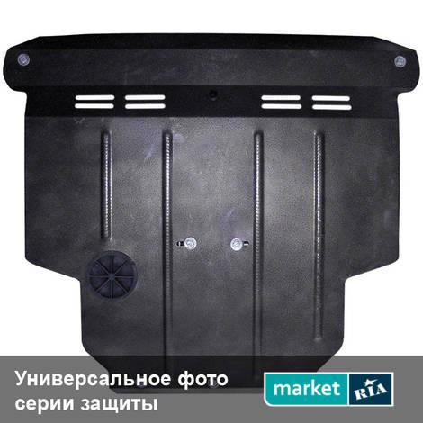 Защита двигателя и КПП для Peugeot 508 2010-2014 Кольчуга Standart: фото - MARKET.RIA