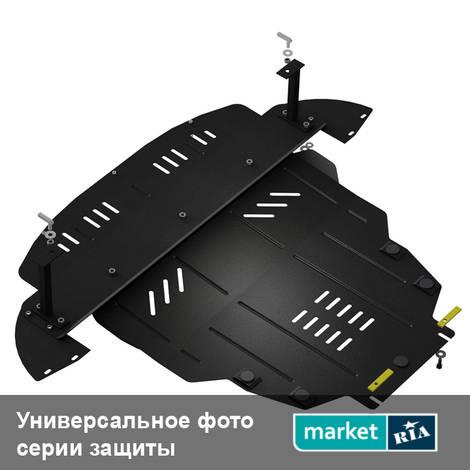 Защита двигателя Кольчуга ZipoFlex: фото - MARKET.RIA