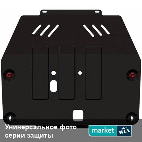 Защита двигателя и КПП для ВАЗ Priora 2007-2012 Титан Сталь 2 мм: фото - MARKET.RIA