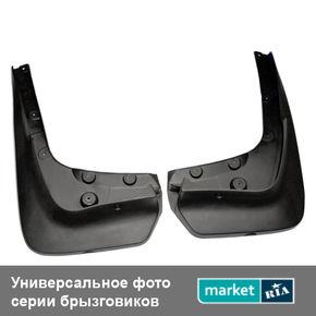 Брызговики AVTM для Volkswagen Polo 2009-2017