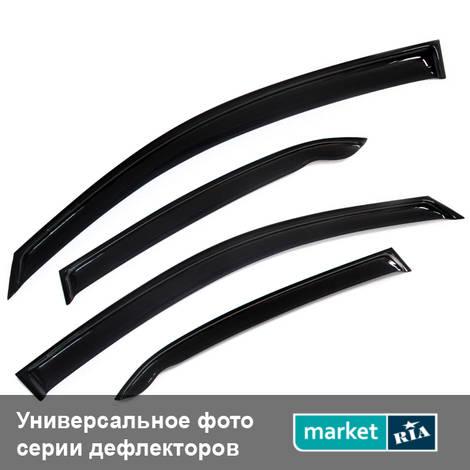 Дефлекторы окон Faber Acrylic: фото - MARKET.RIA