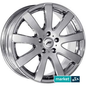 литые легкосплавные диски AEZ Mita Silver